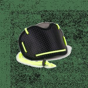 Zaštitna maska sa srebrnim antibakterijskim slojem i filterom protiv PM 2.5 čestica, PM 10 čestica, bakterija i polena
